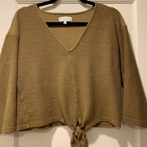 Tops - Madewell blouse (L)